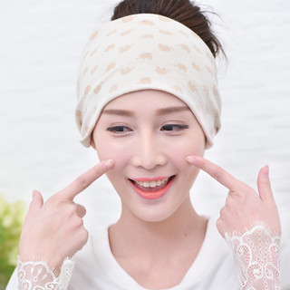 Confinement cap summer thin section postpartum maternity cap fashion pregnant woman hat summer breathable turban spring and autumn maternity supplies
