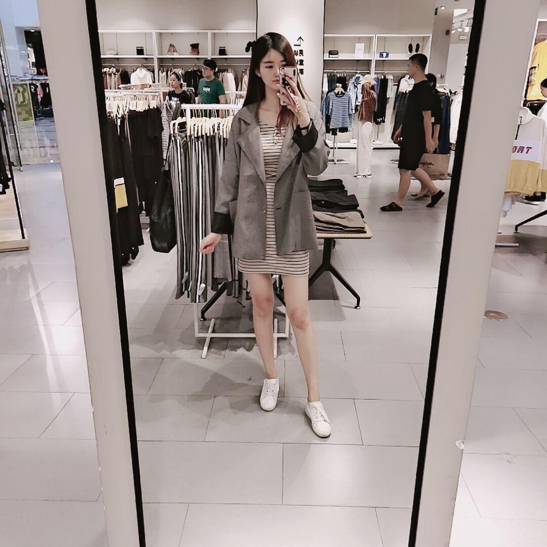 西装外套,舒适简洁百搭最Chill时尚7