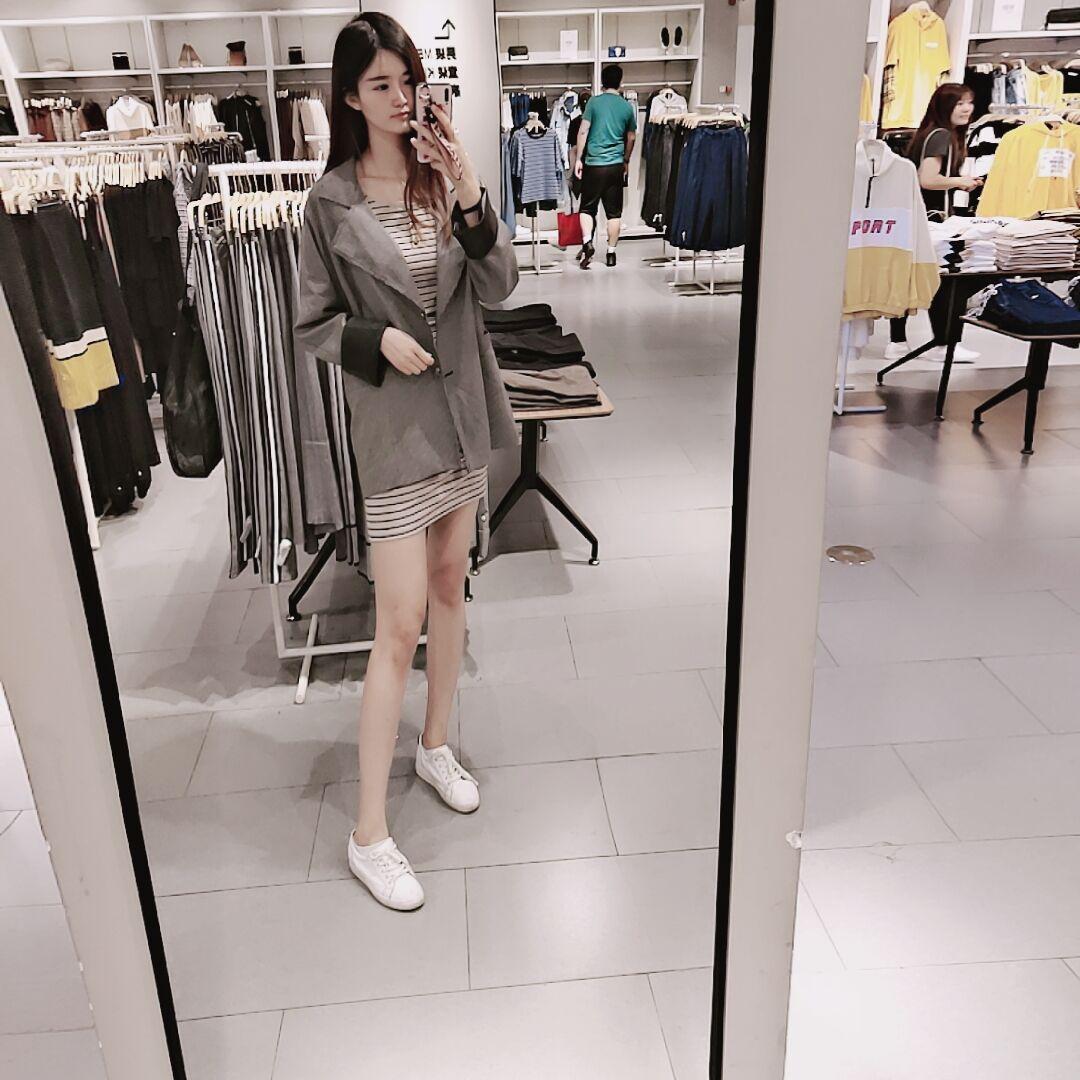 西装外套,舒适简洁百搭最Chill时尚3