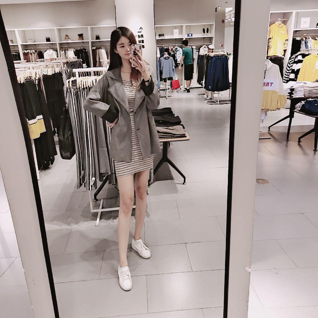 西装外套,舒适简洁百搭最Chill时尚5
