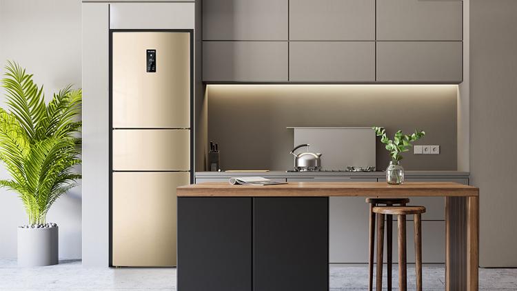一应俱全冰箱,加持小家空间舒适感