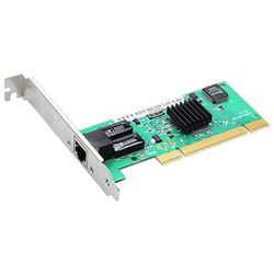 RTL8169 Gigabit Ethernet Card PCI Home/Office/Diskless Gigabit Ethernet DOL Gigabit Ethernet