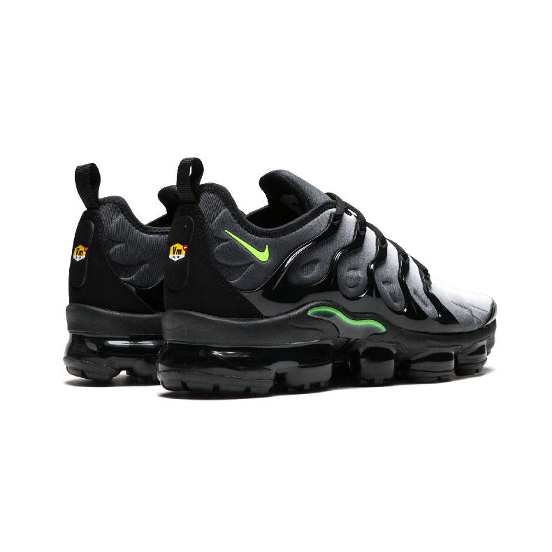 2224028fa ... Nike Air Vapormax Plus Nike Men s Shoes Black Atmosphere Pad Running  Shoes 924453 009