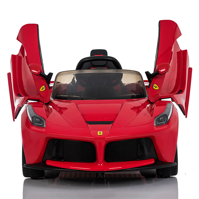 Ferrari Children S Electric Car Four Wheeled Super Large Stroller Male And Female Baby Toy Can Sit People Remote Control Child