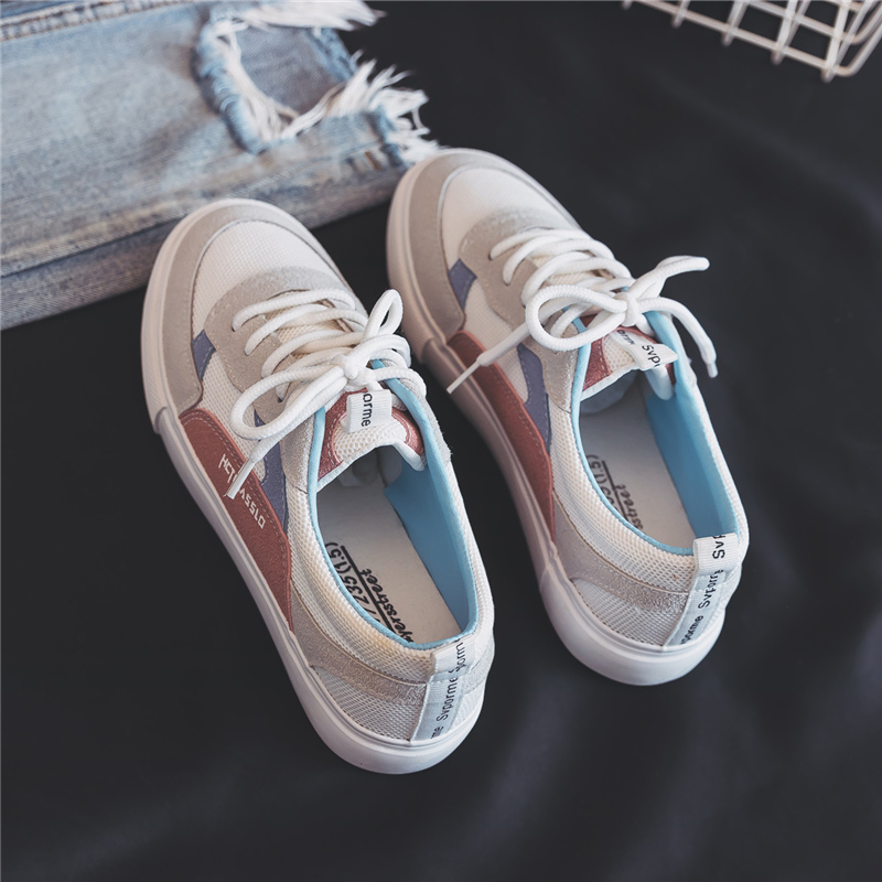 Winter plus velvet 2018 new women's canvas shoes students Korean version of Yamamoto wind sports wild white shoes shoes autumn