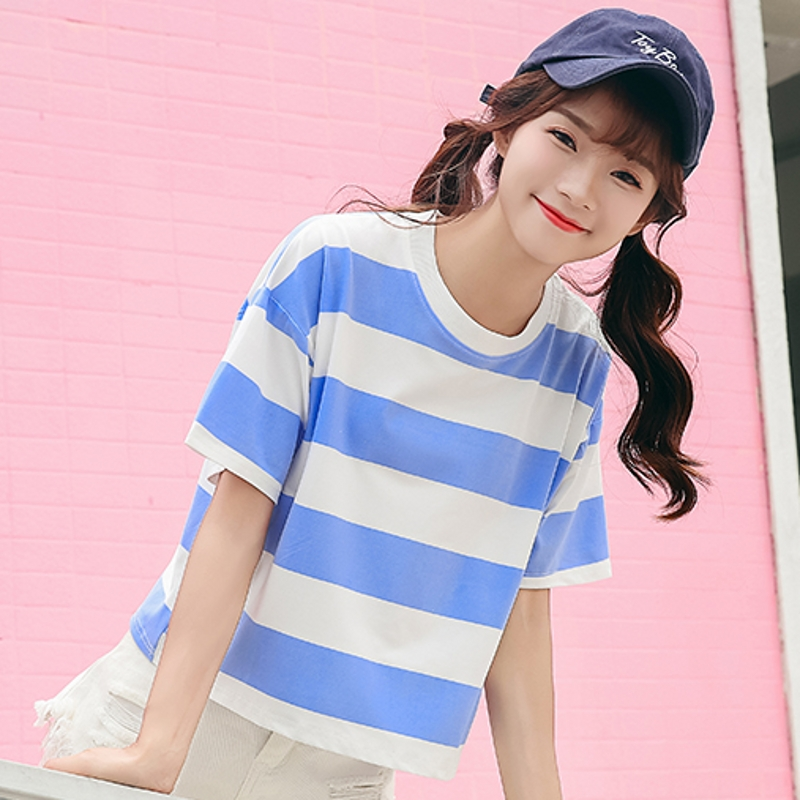 9208 Candy Stripe Blue