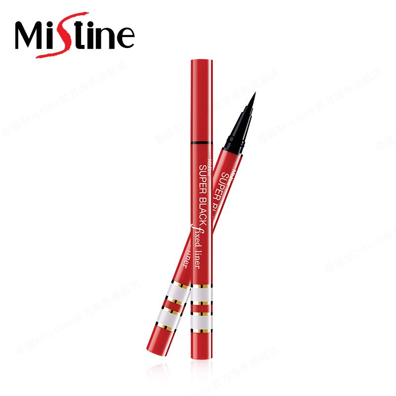 泰国Mistine眼线液笔防水防汗持久不晕染不脱色大眼定妆初学者