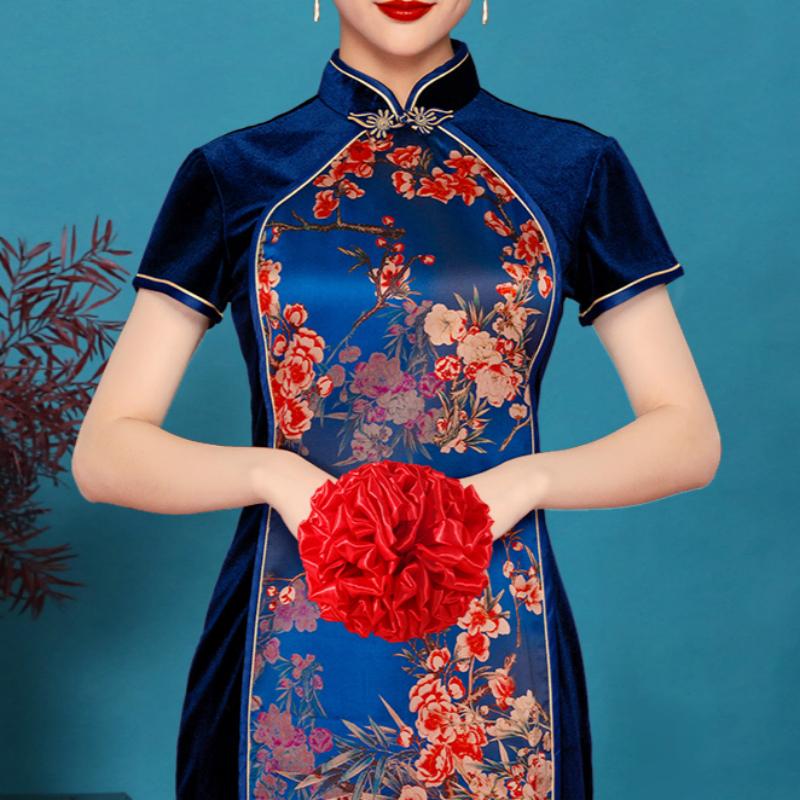 剪彩大红花球新汽车交车结婚绸子大红花小绣球红纱布开业庆典套装