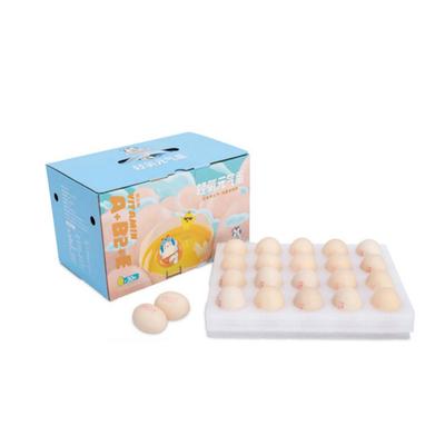 鸡仔总动员元气蛋圣迪乐村生鸡蛋新鲜谷物无菌蛋30枚 含维生素ABE