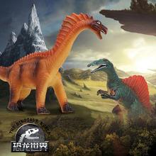 侏罗纪世界儿童恐龙玩具模型