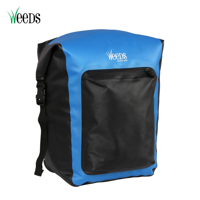 Weeds Ultra light bicycle rear pack shelf tail bag ride equipment  Accessories rainproof Waterproof 29e8d220ceed8
