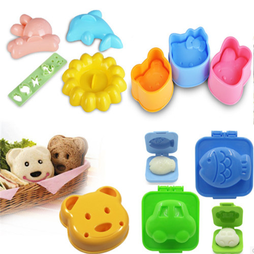 Fish car + bear sandwich + four-piece set + triplet  package 22