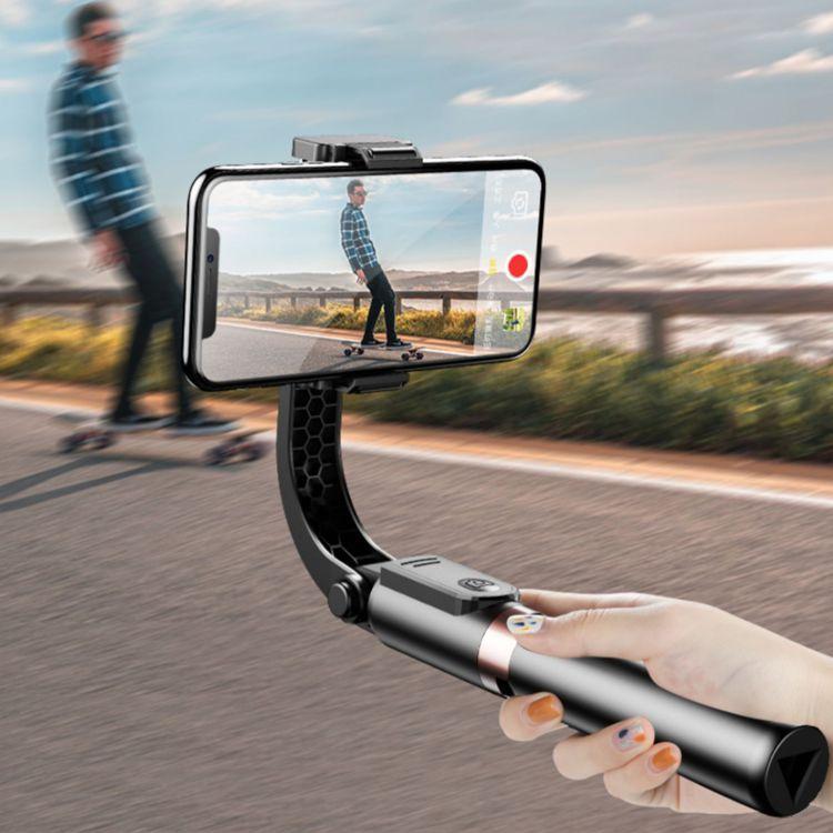 手机稳定器拍摄手持防抖平衡云台适用苹果xr通用便携自拍杆vlog云台直播三脚支架华为安卓手机防抖手持云台