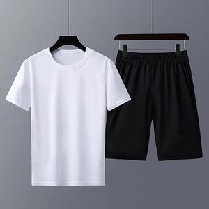2件套!夏季男士运动休闲套装