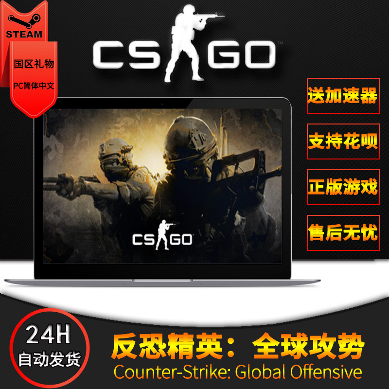 usd 24 64 pc chinese steam cs go csgo counter strike global