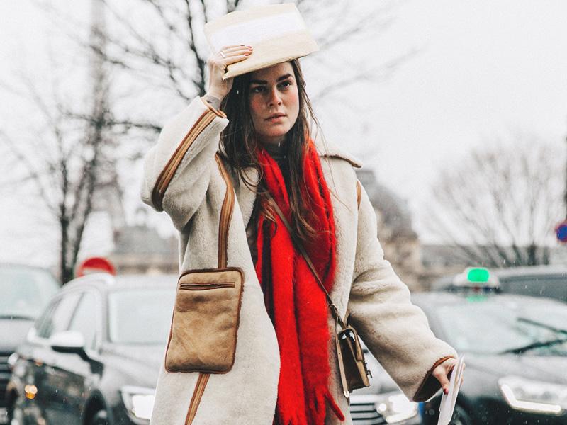 秋冬毛呢外套,高级保暖给你精致感