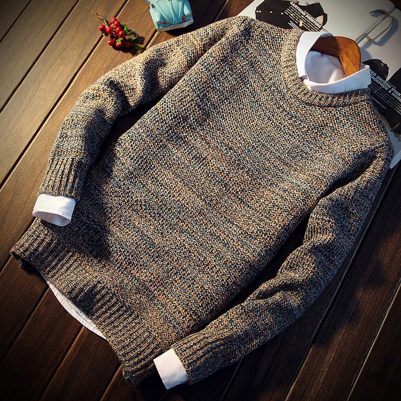 秋冬季新品男士毛衣