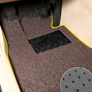 【友泰】汽车脚垫通用款丝圈脚垫易清洗车垫
