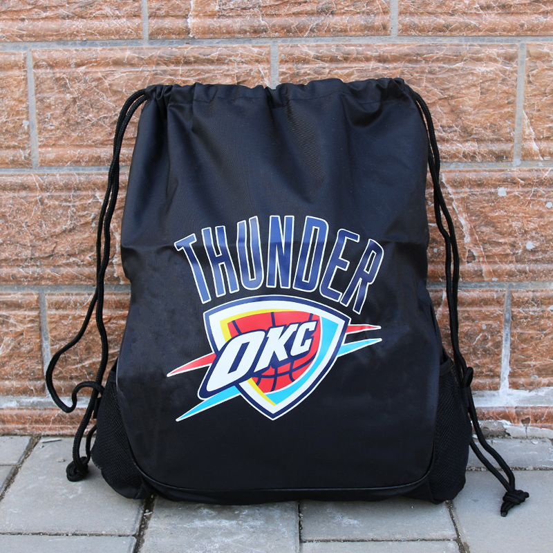 2d094442f4d2 ... Knight lone man rocket ghost claw Spurs basketball bag word version of  the basketball Bag edition hot fire god shield Bureau Clippers Sapphire  Blue lone ...