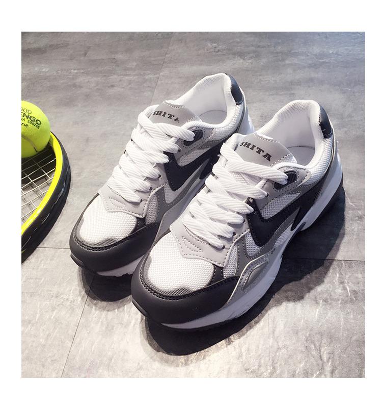 Chaussures de printemps femme en PU ronde sangles croisées, Modèles mélangées, Génoise, étanche - semelle caoutchouc - Ref 997991 Image 25