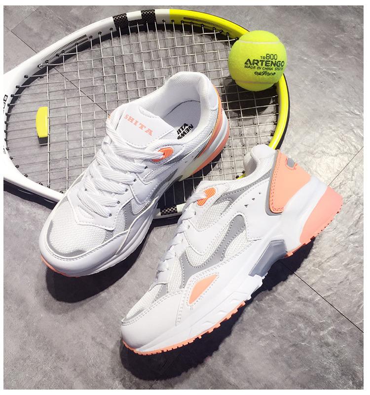 Chaussures de printemps femme en PU ronde sangles croisées, Modèles mélangées, Génoise, étanche - semelle caoutchouc - Ref 997991 Image 35