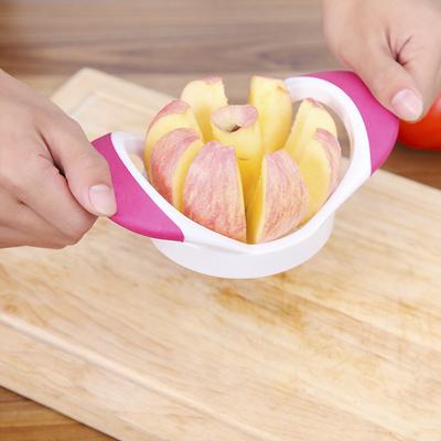 厨房小工具省力苹果去核器 水果分割器 切片