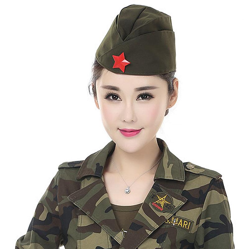 Цвет: Военный катер зеленый колпачок + Красная пятиконечная звезда