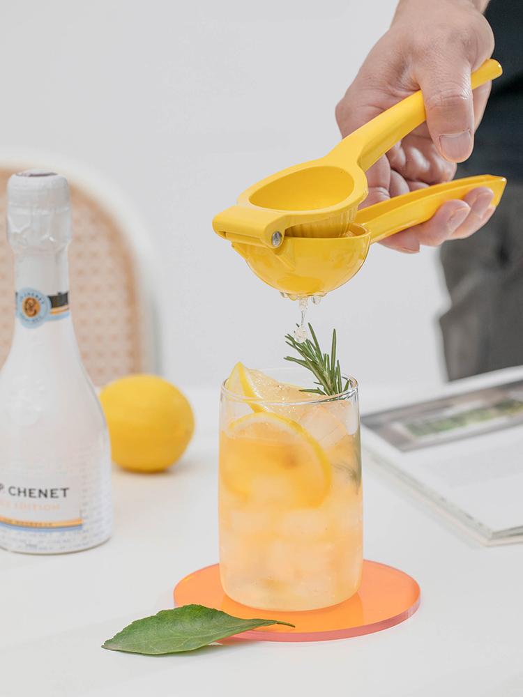 Squeeze lemon juice machine Manual squeeze lemon clip Lemon juicer Pomegranate fruit juicer multi-function artifact