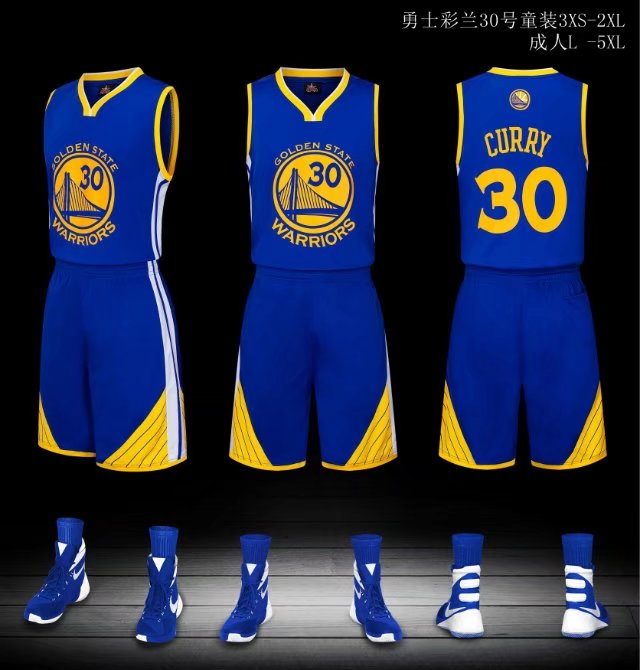 best website ed461 cf0ed Warriors basketball Suit Suit male Curry 30 jersey vest Jordan 23 Durant 35  Cavaliers uniforms