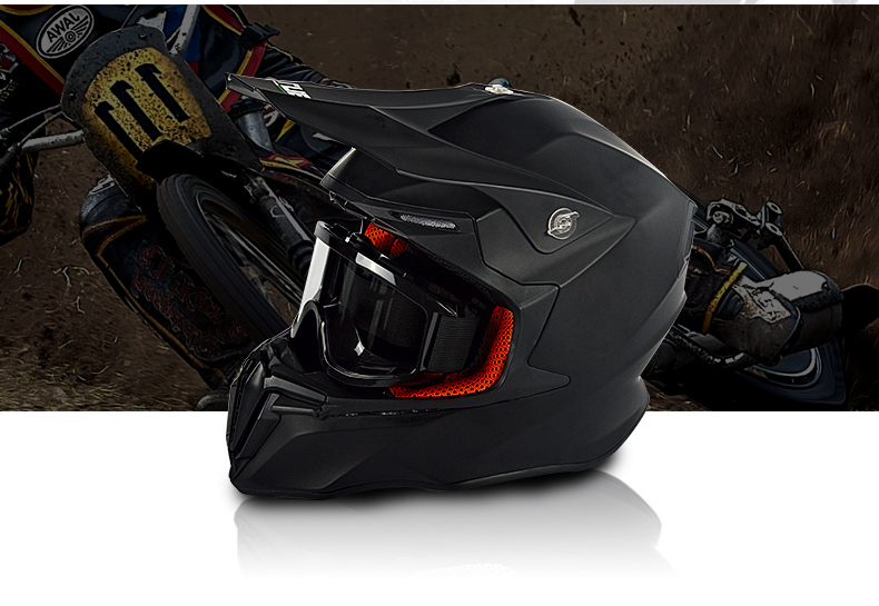 Adult Motocross Off-road Casque ATV Helmet 6
