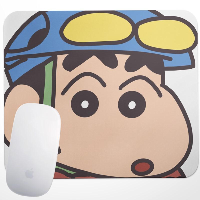 个性可爱卡通动漫蜡笔小新鼠标垫少