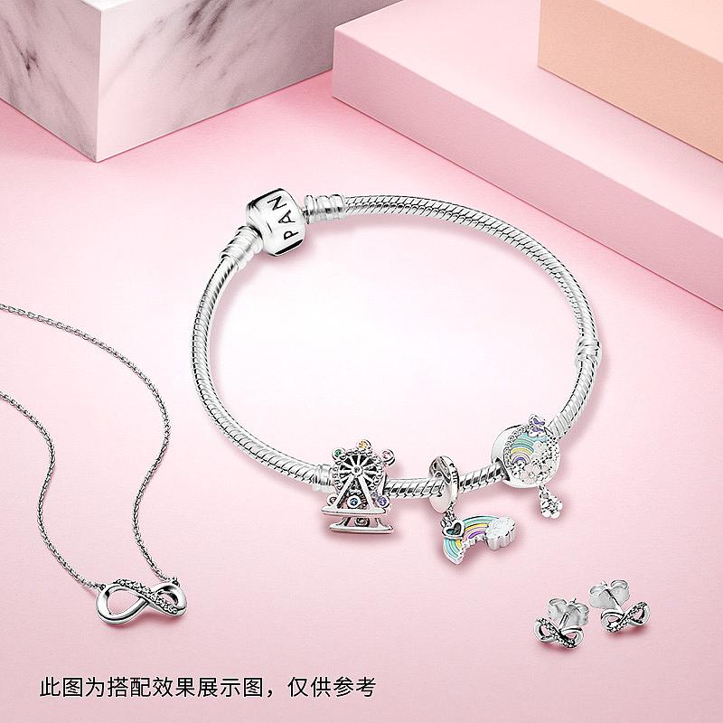 【双11预售】Pandora潘多拉童话约会ZT0762手链情侣浪漫女友礼物