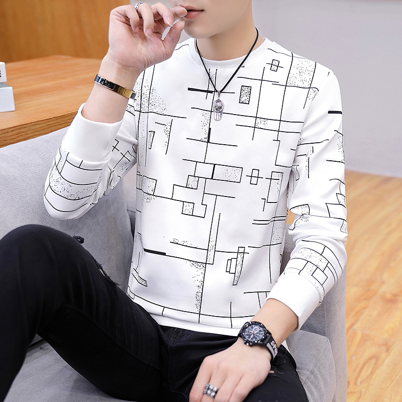 Labyrinth Long Sleeve: White