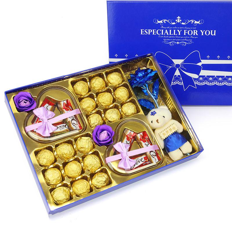 德芙巧克力礼盒装正品送女友女朋友生日礼物浪漫爱心形情人节礼物_天猫超市优惠券