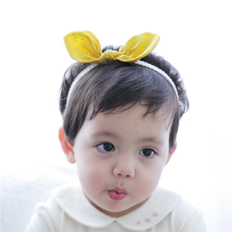 Цвет: Маленькие уши желтый