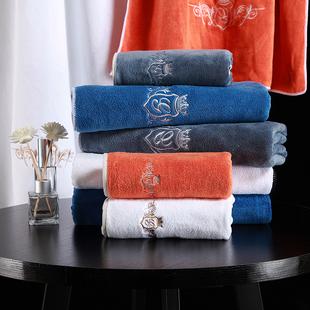 【情束】速干純棉成人浴巾