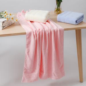 南极人大浴巾纯棉成人男女柔软全棉大号毛巾可爱超强吸水家用裹巾