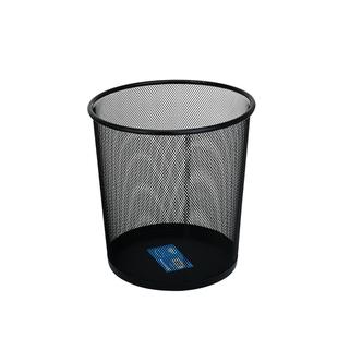 可得优金属铁网时尚垃圾桶