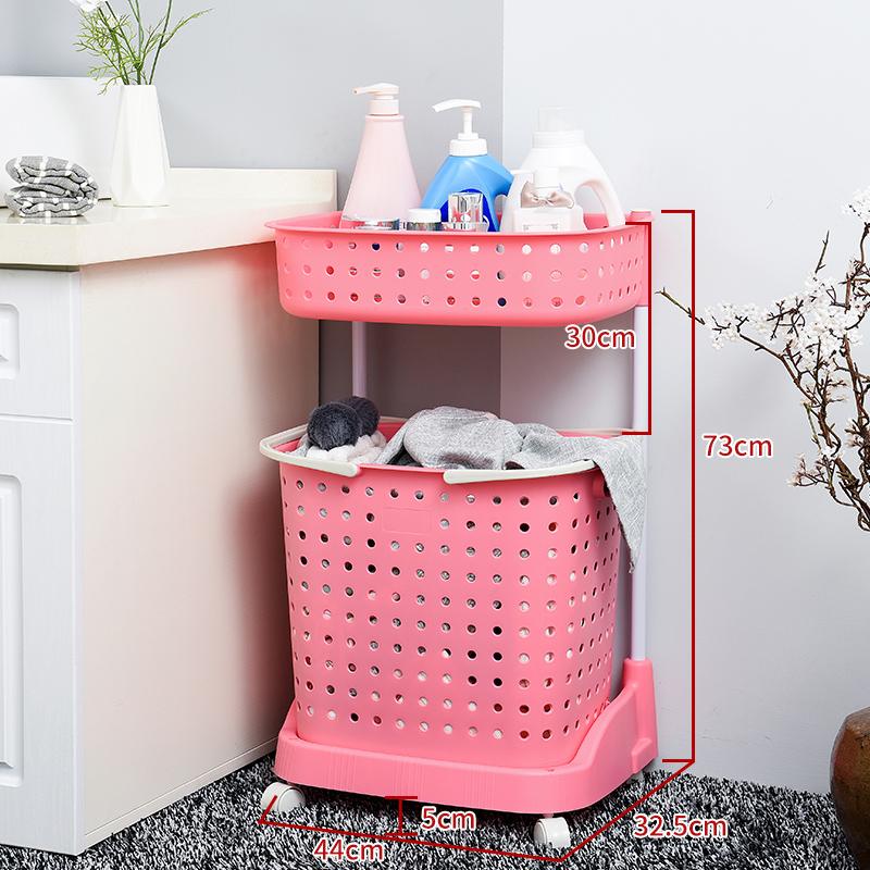 Цвет: Модернизированная версия двух этажном розовый
