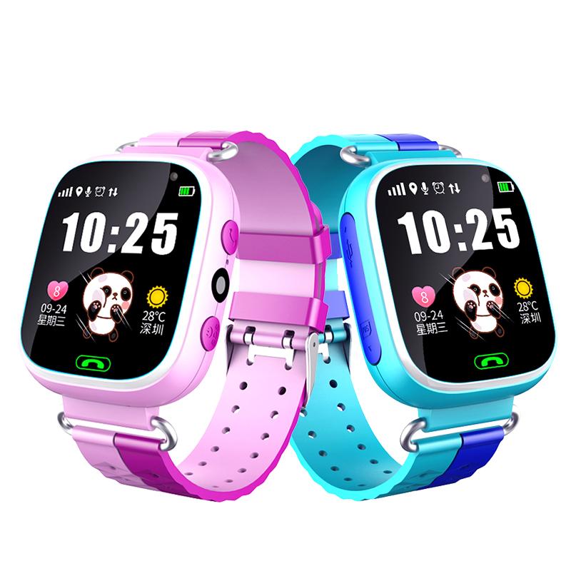 儿童电话手表防水定位手环