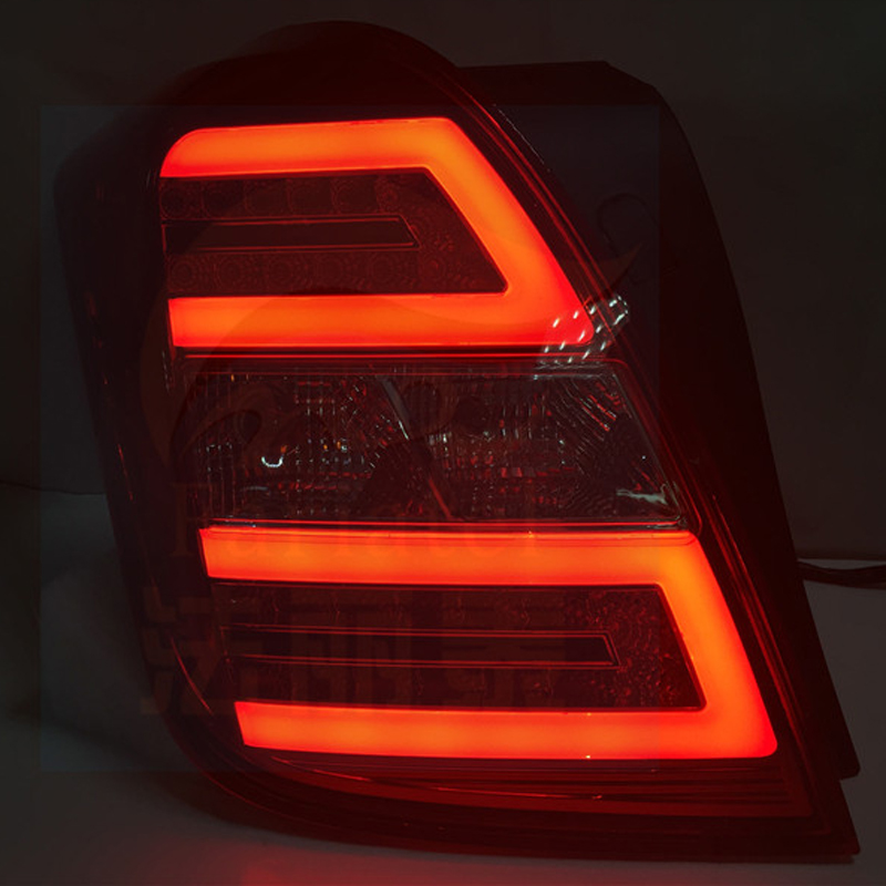 Led rear lamp for chevrolet trax 2013 2016 refit led strip tail led rear lamp for chevrolet trax 2013 2016 refit led strip tail lights red aloadofball Images