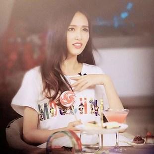 男女同款纯棉白色短袖t恤女韩版打底衫