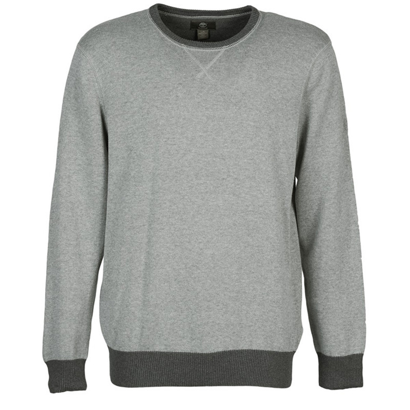 TIMBERLAND / Williams River Crew Men's Round Neck Long Sleeve Sweater