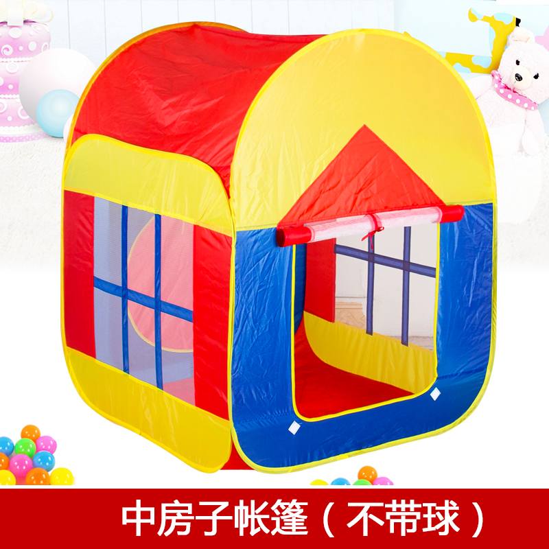 Dome house tent (without ball)