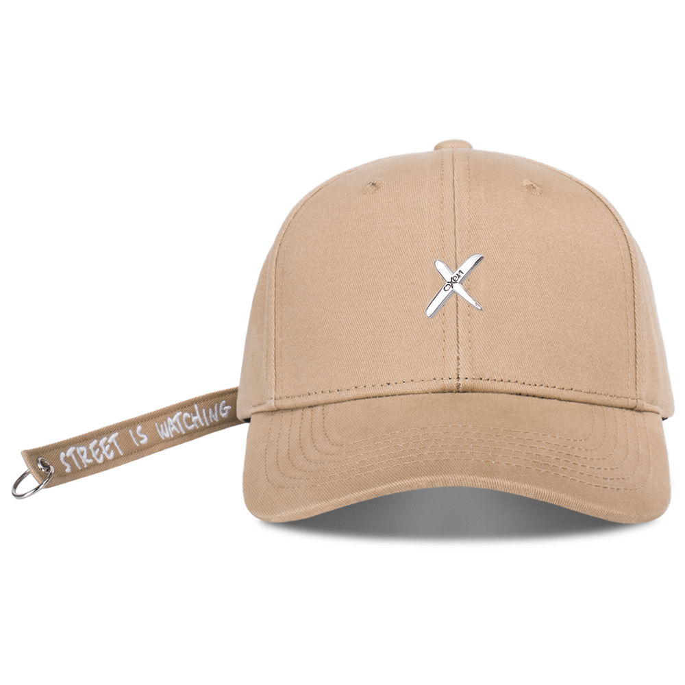 3a0b766345b ... lightbox moreview · lightbox moreview. PrevNext. OXEN genuine star with  a long strap baseball cap Tide men and women spring and Summer ...