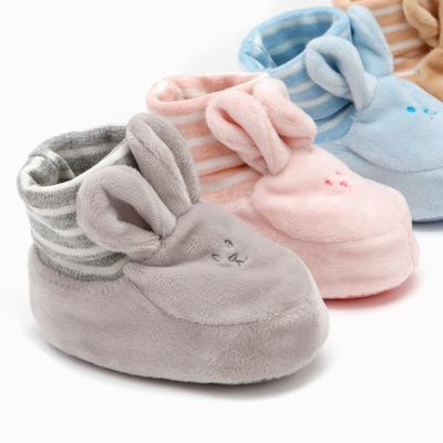 婴儿防滑软底学步鞋学步袜