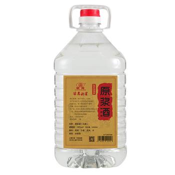 浓香型东北散装白酒5L