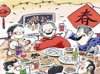 全国各地年夜饭佳肴不要再说饺子