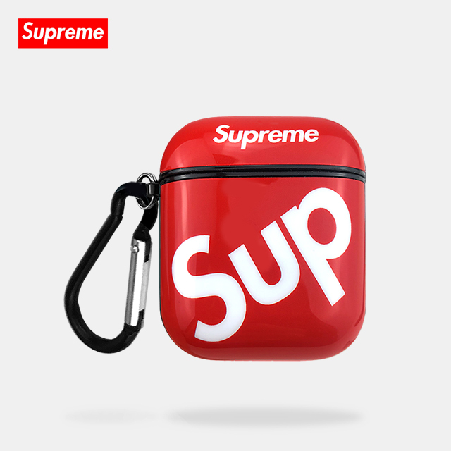Supreme Apple Airpods Case 73aeee