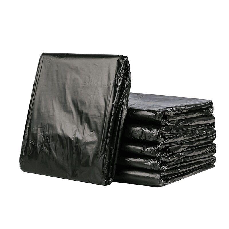 大垃圾袋黑色塑料垃圾袋加厚厨